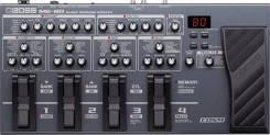Boss ME-80 - гитарный мультиэффект процессор 72FX, 8педалей+WAH