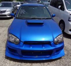 Бампер. Subaru Impreza, GDB, GDA