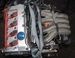 Двигатель в сборе. Audi A4, B5 Audi A6 Двигатель ALT