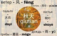 Репетитор Китайского языка, для школьников и начинающих. недорого
