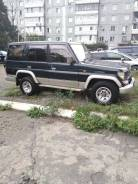 Toyota Land Cruiser Prado. автомат, 4wd, 3.0 (130 л.с.), дизель, 221 тыс. км