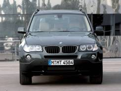 BMW X3. E83 F25, N46B20 M47TUD20 M54B25 M57TUD30