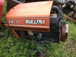 Двигатель в сборе. Kubota B1400