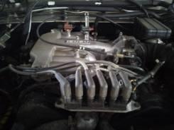 Двигатель в сборе. Opel Monterey