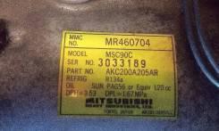 Компрессор кондиционера. Mitsubishi Airtrek, CU2W Двигатель 4G63T