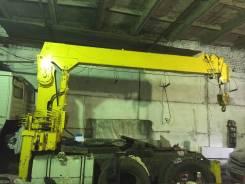 КамАЗ. Камаз воровайка, 7 500 кг., 19 м.