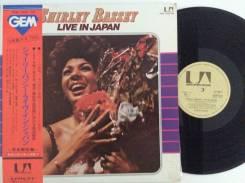 JAZZ! Ширли Бэйси / Shirley Bassey - Live in Japan - JP 2LP 1974