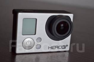 GoPro HERO3+. 10 - 14.9 Мп, с объективом. Под заказ