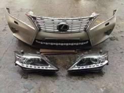 Бампер Преобразование Lexus RX350 2010-2011 в 2012-2013