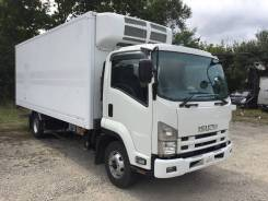 Isuzu Forward. Рефрижератор, 5 200 куб. см., 5 000 кг.