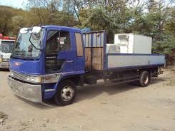 Hino Ranger. 1992 г. Б/П бортовой без ПТС, 6 700 куб. см., 5 000 кг.