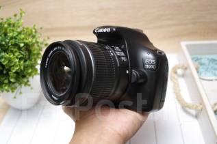 Canon EOS 1100D Kit. 15 - 19.9 Мп, зум: 10х