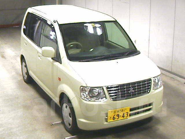 nissan otti или mitsubishi ek wagon