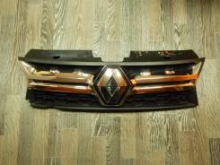 Решетка радиатора. Renault Duster