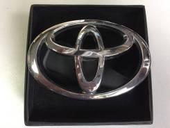 Эмблема решетки. Toyota RAV4, ACA28, ACA26, CLA20, ZCA25W, ACA21W, ACA20, ACA21, ZCA25, ZCA26, CLA21, ZCA26W, ACA23, ACA22, ACA20W Toyota Hilux, RZN14...