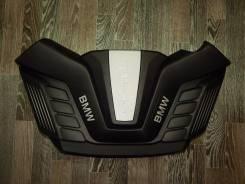 Защита двигателя пластиковая. BMW X5, F15, F16 BMW X6, F16