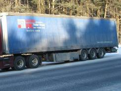 Fruehauf. Полуприцеп 2002, 20 000 кг.