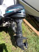 Mercury. 10,00л.с., 2-тактный, бензиновый, нога S (381 мм), Год: 1998 год