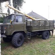ГАЗ 66. Ямобур ГАЗ-66 БМ-302, 1 250 кг.
