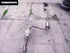 Глушитель. Honda Fit, GE6 Двигатель L13A