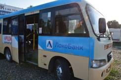 Hyundai County. Продаётся автобус Hyundai HD County, 3 907 куб. см., 17 мест