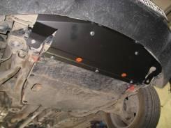 Дефлектор радиатора. SsangYong Actyon, CK Двигатели: G20, D20DTF