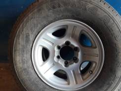 Michelin 4x4 Alpin. Зимние, без шипов, износ: 30%, 4 шт