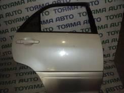 Задняя правая дверь toyota harrier 97-02г ( в сборе)