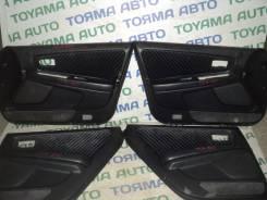 Комплект дверных обшивок tourer toyota chaser,mark2,cresta. Toyota Chaser Toyota Cresta Toyota Mark II