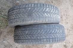 Bridgestone WT17. Зимние, шипованные, износ: 40%, 2 шт