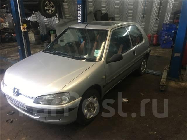 Бампер Peugeot 106