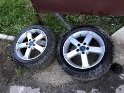 Диски с зимней резиной Ford Focus 2 рестайл. 6.5x55 5x108.00 ET52.5