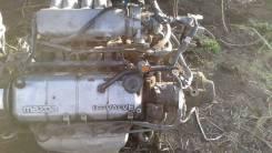 Двигатель в сборе. Mazda Familia, BHA3S
