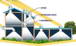 Световоды Solarway! Инновационное решение освещения любого помещения