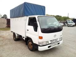 Toyota Dyna. Продам toyota dyna, 2 800 куб. см., 2 000 кг.