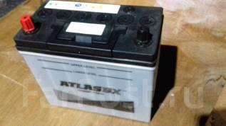 Atlasbx. 45 А.ч., правое крепление, производство Корея