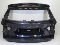 Крышка багажника. BMW X3, F25. Под заказ