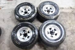 Bridgestone Dueler M/T. Грязь MT, износ: 80%, 1 шт
