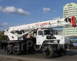 Челябинец КС-45721. Автокран КС-45721, новый, 25 000 кг., 22 м. Под заказ