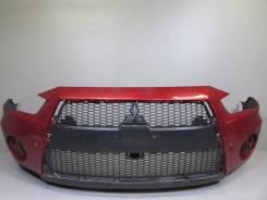 Решетка бамперная. Mitsubishi Outlander. Под заказ