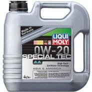 Liqui moly Special Tec. Вязкость 0W-20