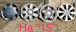 """Колпаки колёс на а/м в ассортименте «13,14,15». Диаметр 15"""""""", 888шт"""