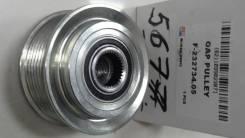 Шкив генератора D4CB / PORTER / STAREX / LIBERO / 373224A002 / F-232774.05 / 535007910 / 7 ручьев