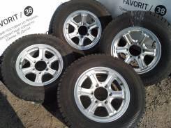 Bridgestone FEID. 6.5x15, 6x139.70, ET28