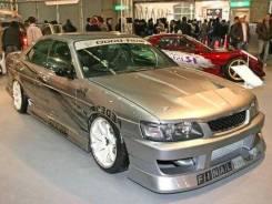 Обвес кузова аэродинамический. Nissan Laurel, SC35, GCC35, GNC35, HC35, GC35