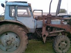 МТЗ 82. Продается трактор МТЗ-82, прицепные и трактор на запчасти