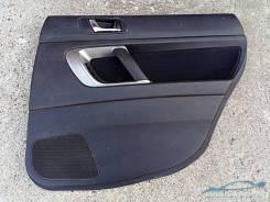 Обшивка двери. Subaru Legacy, BPH, BL5, BLE, BP9, BL, BL9, BP, BP5, BPE