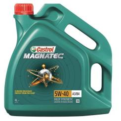 Castrol Magnatec. Вязкость 5W-40