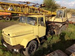 Краз 250. Продается автокран КРАЗ 250, 20 000 кг., 14 м.