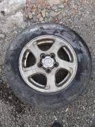 Литой диск Mitsubishi. x15 5x114.30
